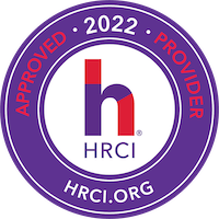 HRCI approval seal