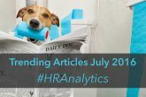 Trending articles July HR analytics