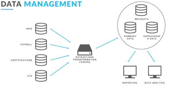 Data Management for HRIS reporting and analytics