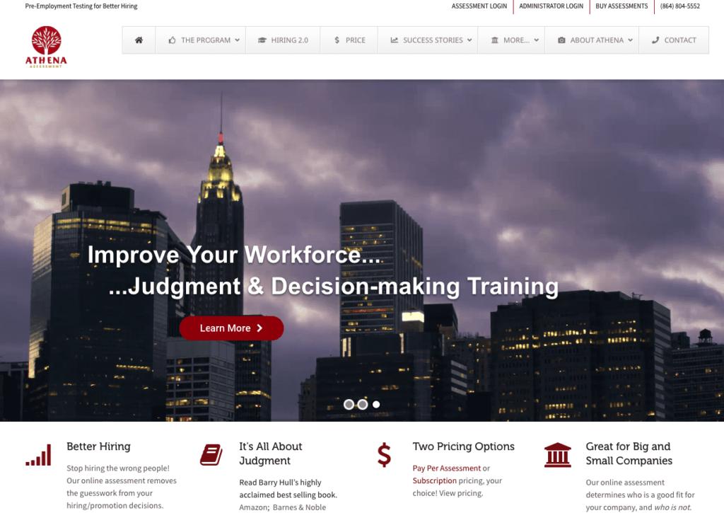 Top 31 Pre-employment assessment tools - Athena Quotient