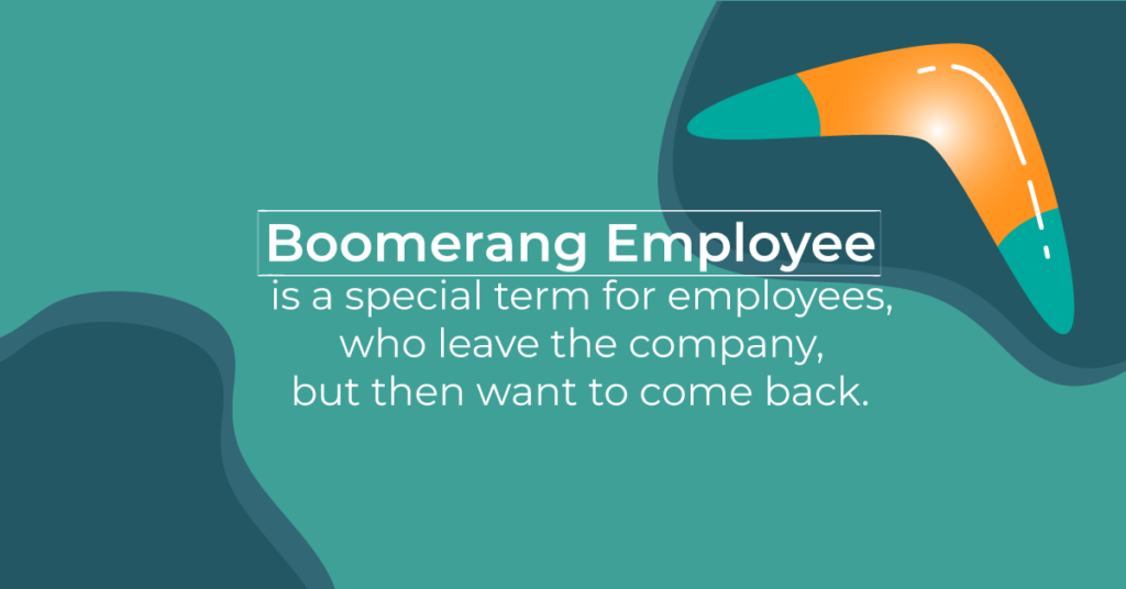 Offboarding matters for boomerang employees