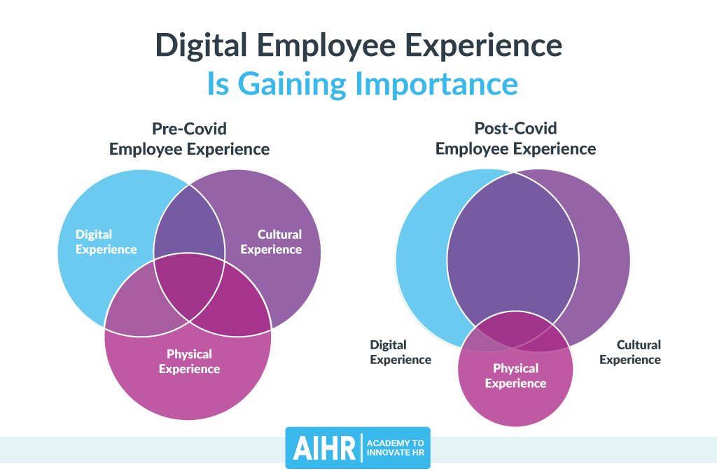 Digital Employee Experience Gaining Importance