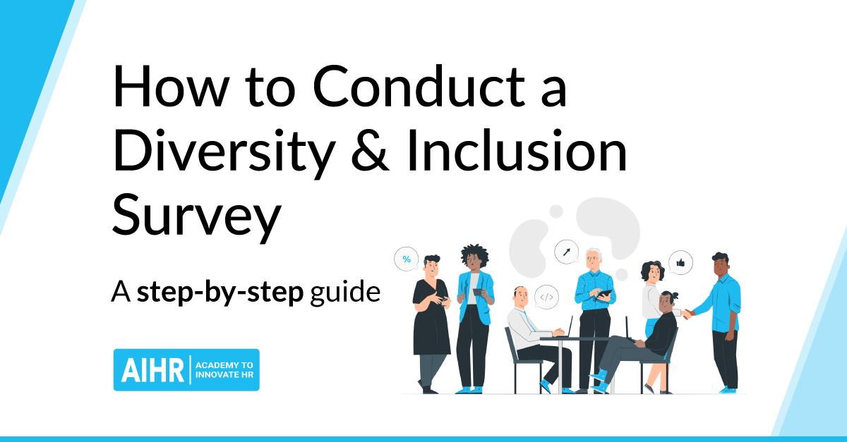 Diversity & Inclusion Survey Guide
