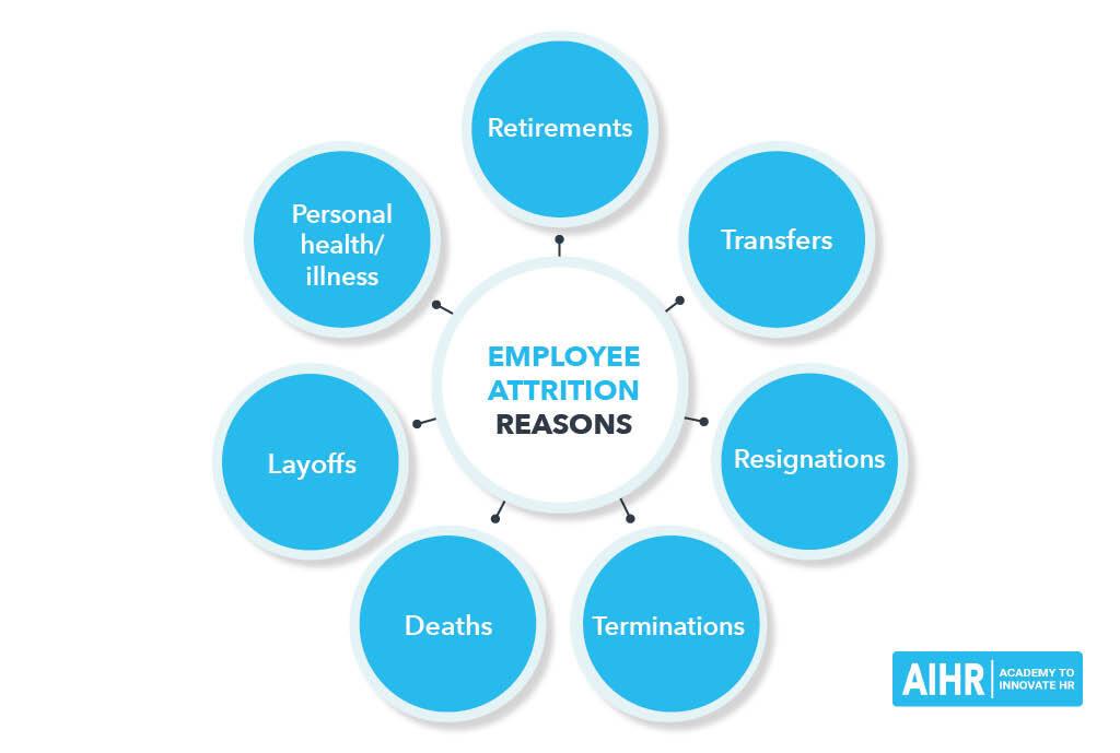 Employee Attrition Reasons