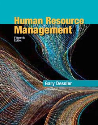 Human Resource Management Gary Dessler