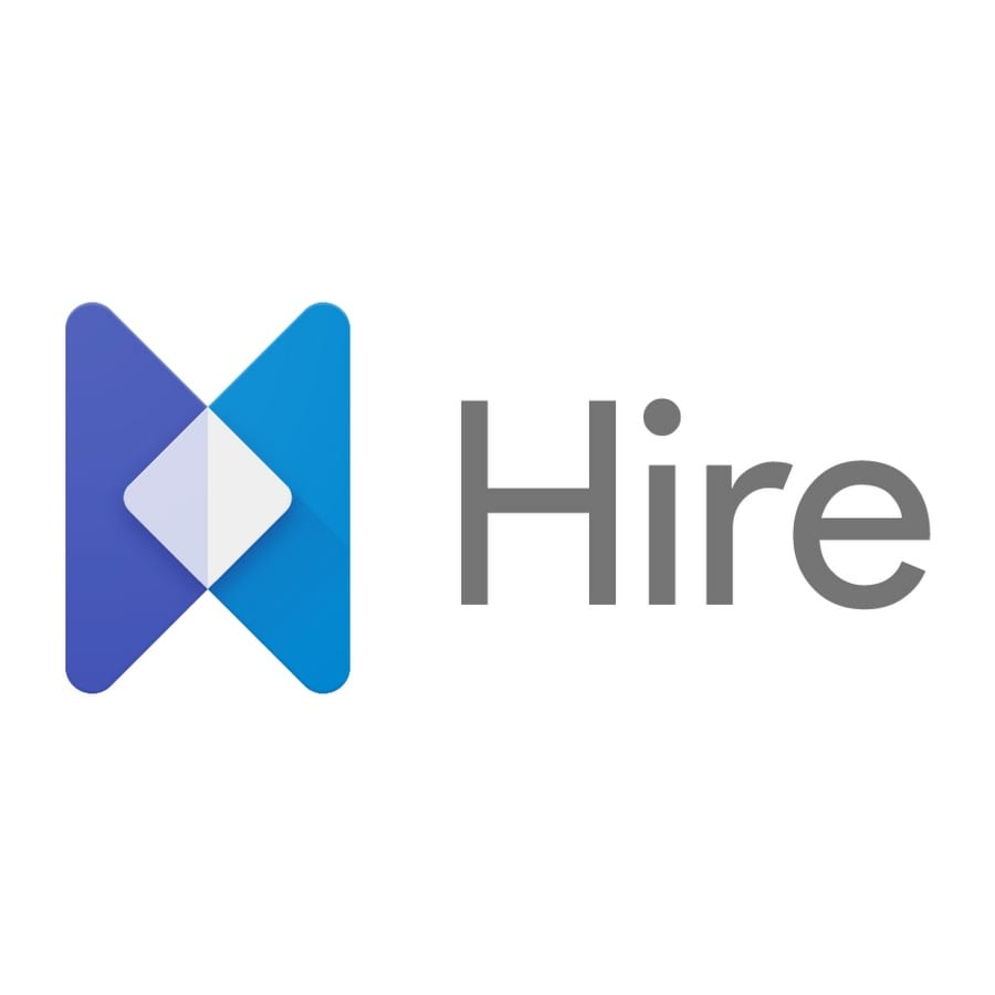 Hire by Google logo