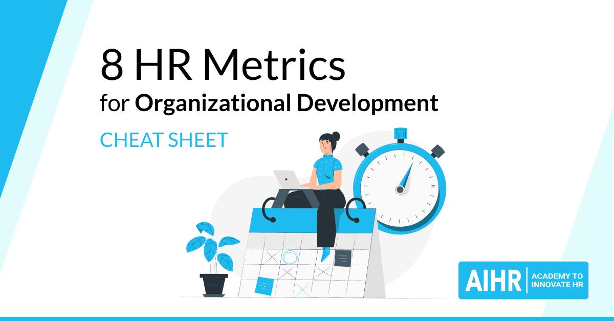 8 HR Metrics for Organizational Development