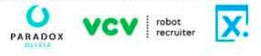 VCV Paradox Robot Recruiter logo