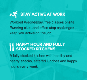 Fitbit's employee wellness initiative