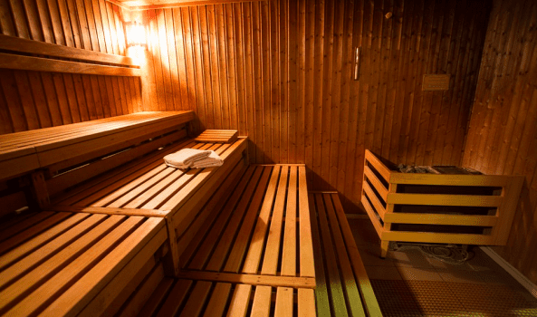 TransferWise has an in-office sauna