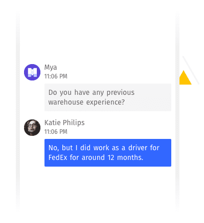 The impact of AI on recruitment: Chatbot Mya