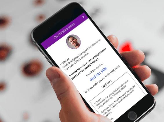 HR innovation in onboarding: the Enboarder app
