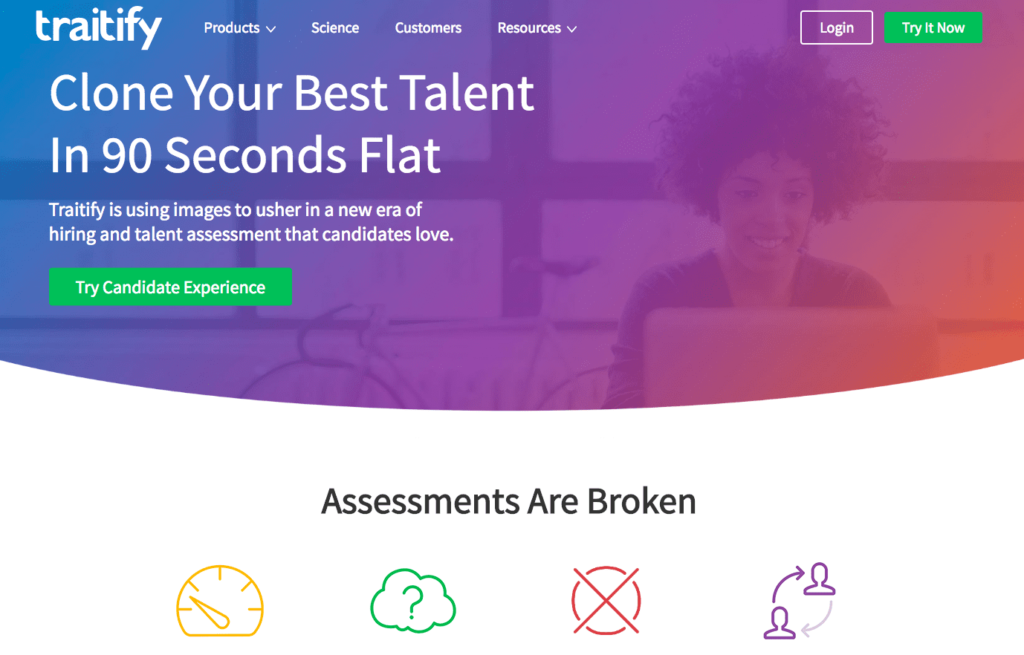 Top 31 Pre-employment assessment tools - Traitify