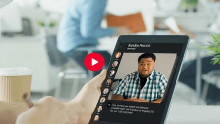 HireVue pre-employment assessment software