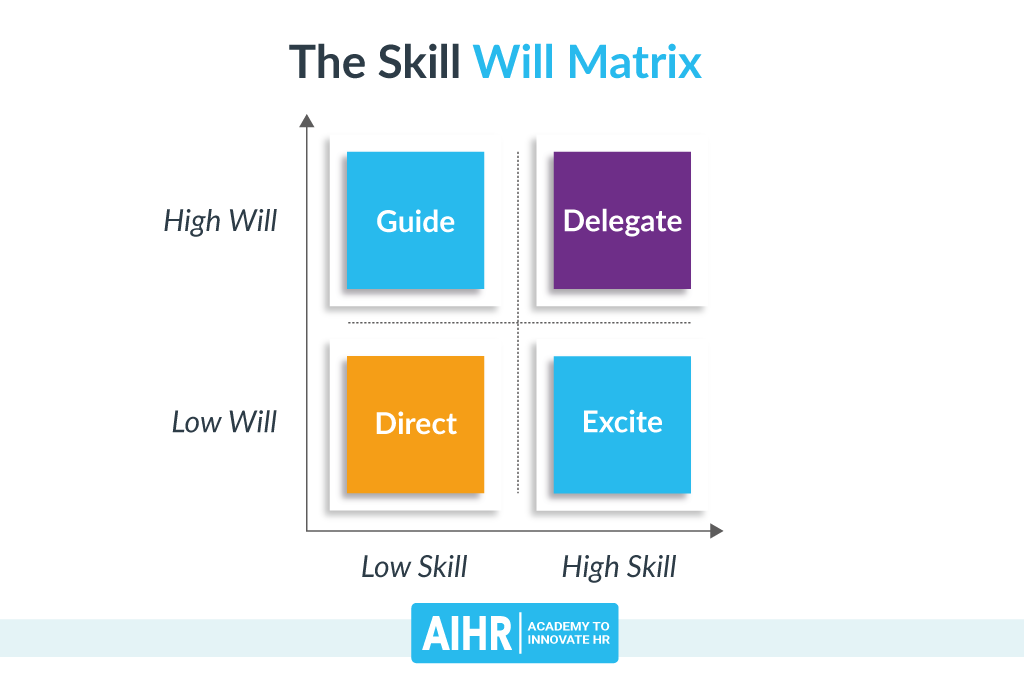 Skill Will Matrix