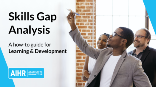 Cover Image Skills Gap Analysis Guide for L&D by AIHR