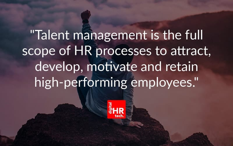 What is Talent Management - A Definition