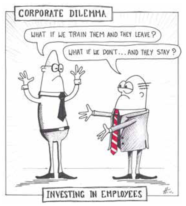 learning and development dilemma
