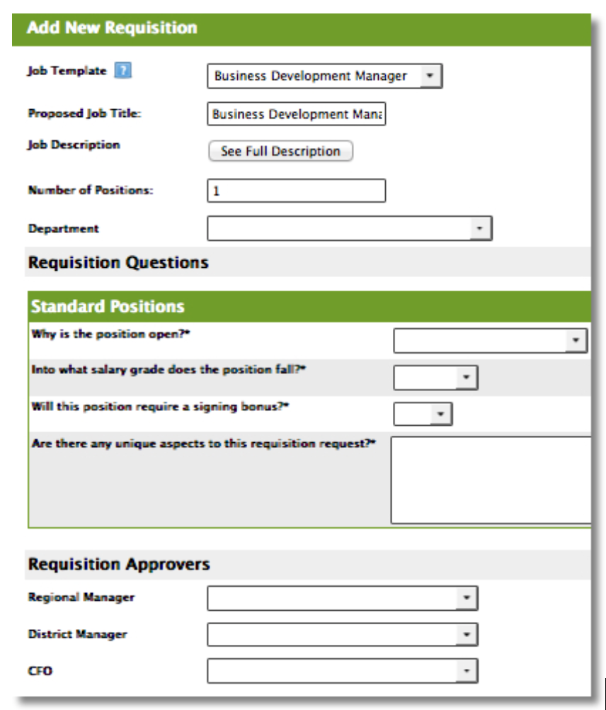 What is a job requisition A Full Guide   AIHR